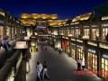 商业街景观亮化设计——促进城市经济昌盛