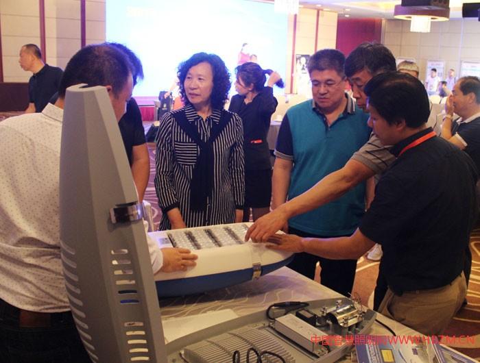 浙江世明光学科技有限公司考什么吸引了河北省照明行业协会领导及河北照明管理单位的负责人