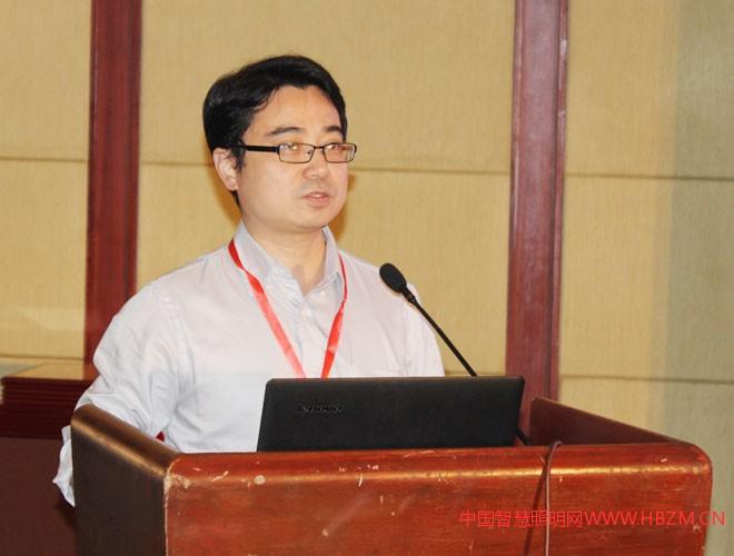 上海五零盛同信息科技有限公司总经理卢强