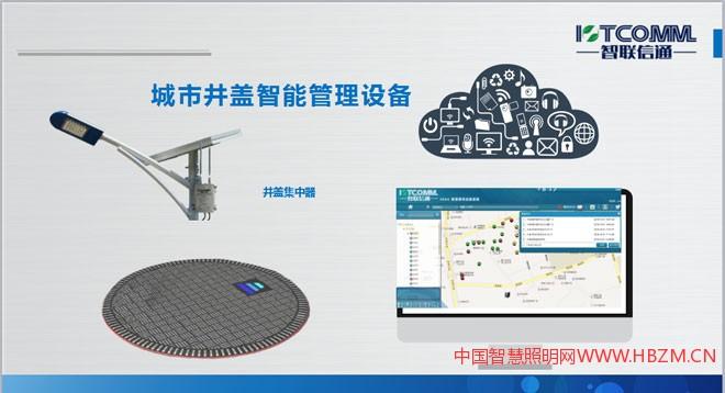 井盖智能管理平台软件及设备