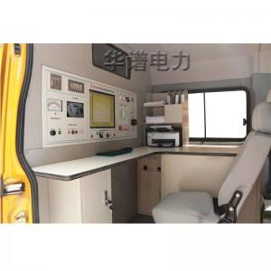 西安华谱HP-L40路灯电缆综合测试车