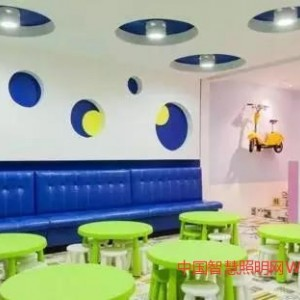 幼儿园照明设计4个要点