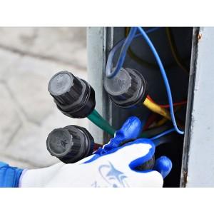 路灯用防水接头 灯柱防水接线端子 路灯防触电产品