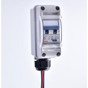 瑞思达供应 灯具保护漏电开关 自产 现货电磁式漏电开关