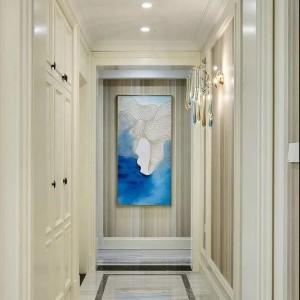 家里走廊过道好的设计和正确的灯光照明,这样设计美出新高度!