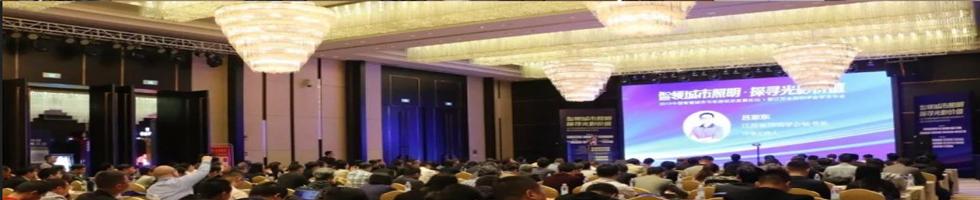 2019中国照明会议汇总