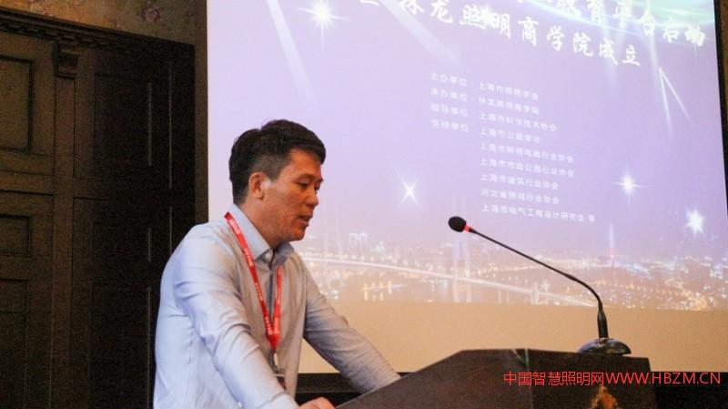 上海林龙电力工程有限公司总经理胡协春